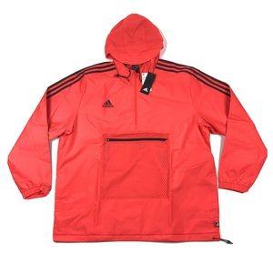 Adidas Tango Windbreaker Water Repellent Jacket